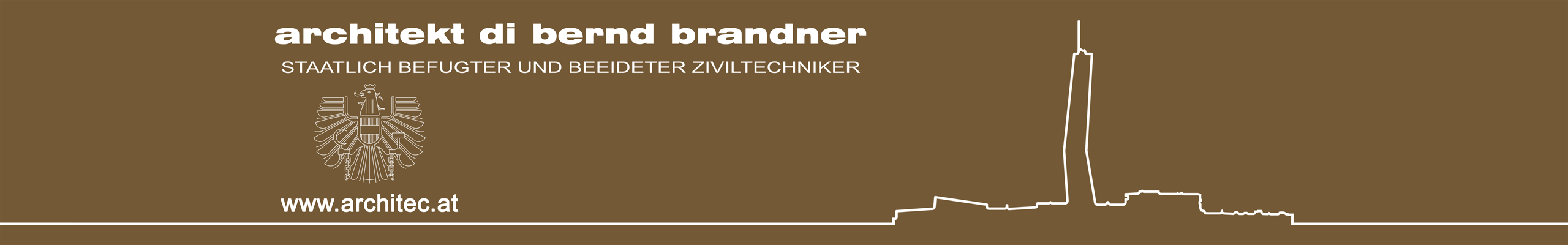 Architekt DI Bernd Brandner